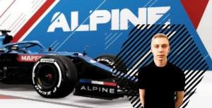 Taksi Jämsä Oy lähti mukaan sarja- ja tallin kuljettaja sponsoriksi E-Sport F1 SM-liigaan. Team Alpine toista autoa ajaa Patrik Aaltonen.