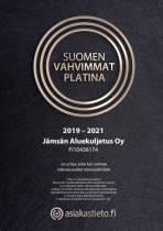 Suomen Vahvimmat Jämsän Aluekuljetus Oy