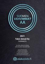 Suomen Vahvimmat Taksi Jämsä Oy